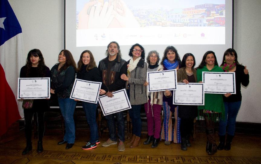Escuela de Cooperativas cierra su primer ciclo de formación enValparaíso