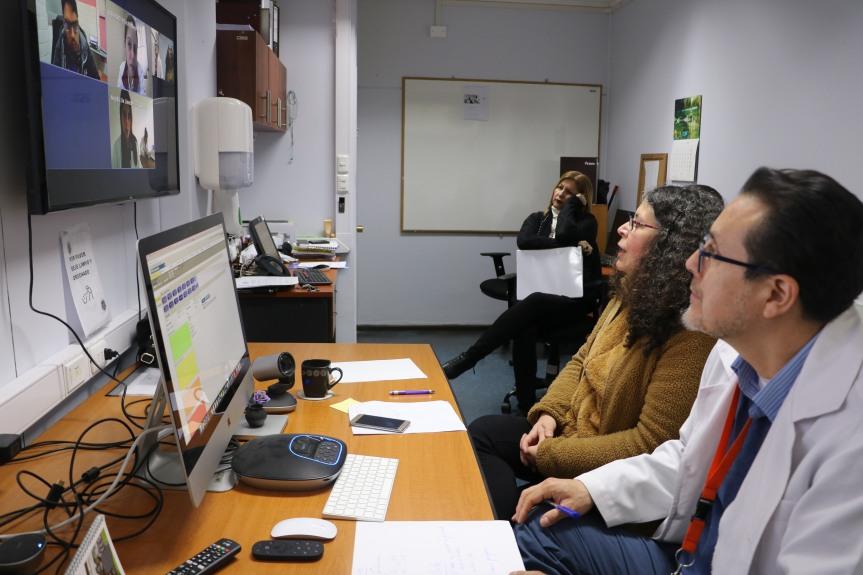 Telediabetes: La nueva herramienta para evaluara distancia a pacientes de Viña del Mar aPetorca