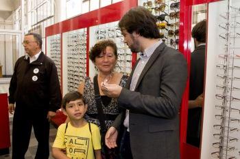 4f48cdac20 La Óptica Popular cuenta con una sala de marcos de distintos materiales,  lentes de diferentes tipos, tanto para adultos, como para niños, todos  ellos a ...