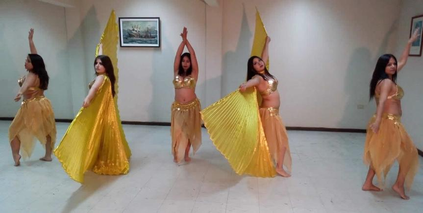 Desde ballet y danza árabe hasta pole dance habrá este sábado en el Teatro Municipal deValparaíso