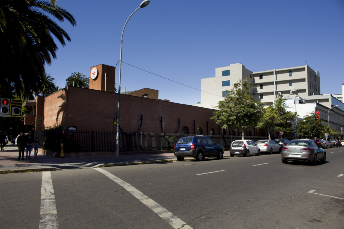 Término de contrato de Don Javier permitió aumentar cupos de estacionamientos para Instituto Teletón de Valparaíso