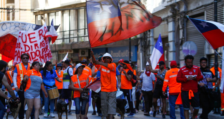 Sindicato de trabajadores portuarios logra acuerdo para poner punto final a negociación conUltraport