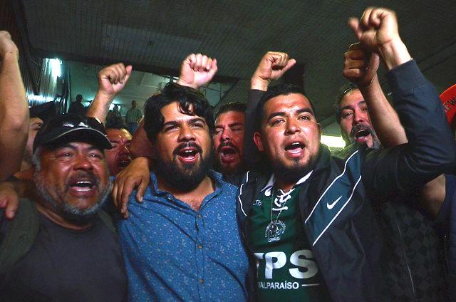 #ParoPortuario: trabajadores eventuales  votan deponer paralización al llegar a acuerdo con gobierno yTPS