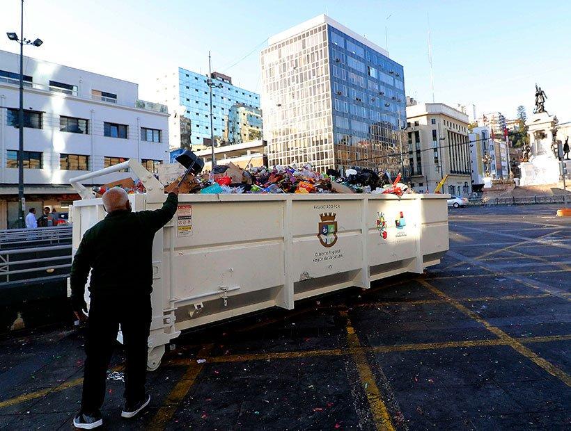 Año Nuevo en Valparaíso 2019: más diversión y menosbasura