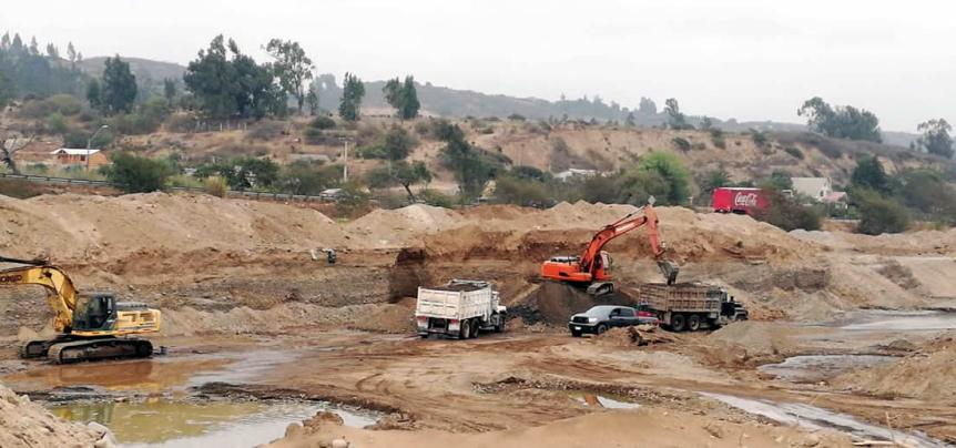 Municipio de Concón presentó denuncia contra inmobiliaria por graves faltas medioambientales