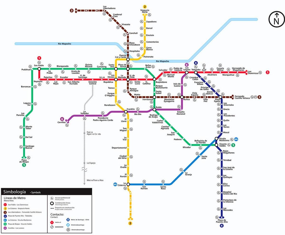 Actores políticos regionales califican Línea 3 de Metro de Santiago como otro ejemplo más de centralismo