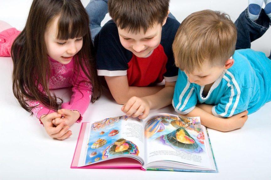 Cómo fomentar en los niños el hábito de la lectura enverano