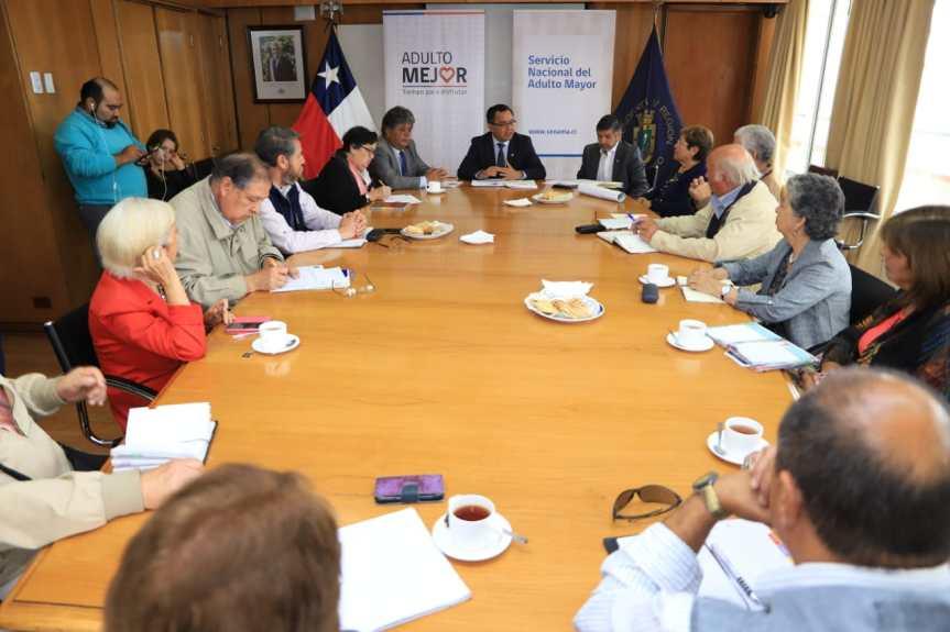 """Adultos mayores buscan apoyo provincial en el programa """"Ciudades Amigables con los AdultosMayores"""""""