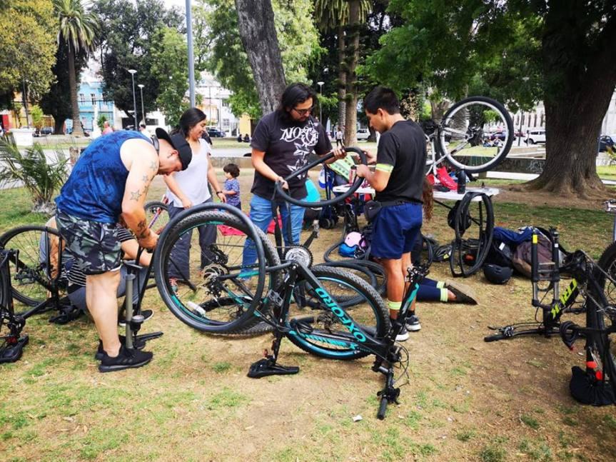Organizaciones de ciclos realizarán actividad recreativa-educativa enValparaíso
