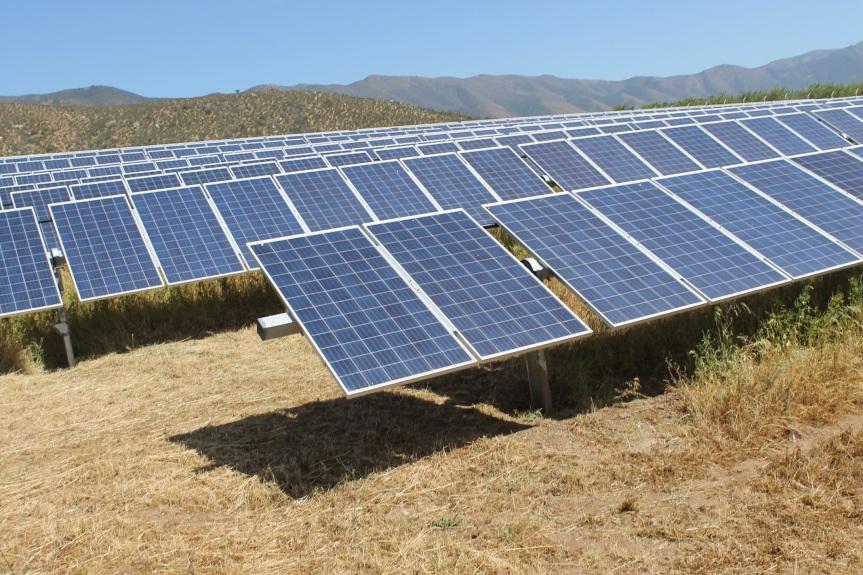 Se aprueba construcción de planta fotovoltaica en provincia deQuillota
