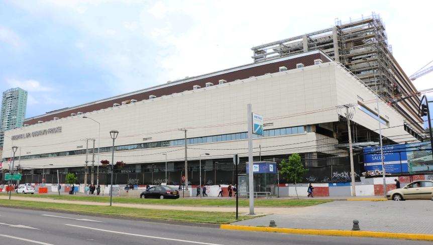 Solicitarán investigar anomalías en construcción del Hospital Gustavo Fricke de Viña delMar