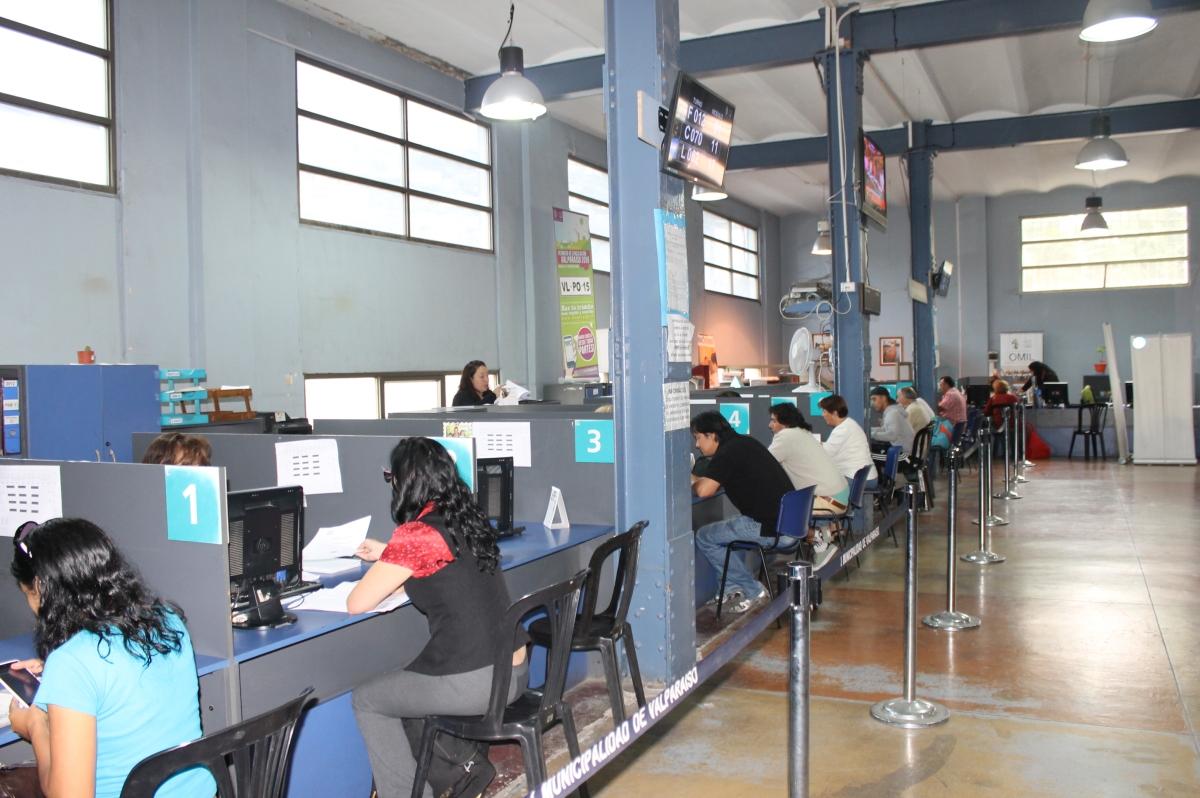 El permiso de circulación ya se puede pagar en Valparaíso