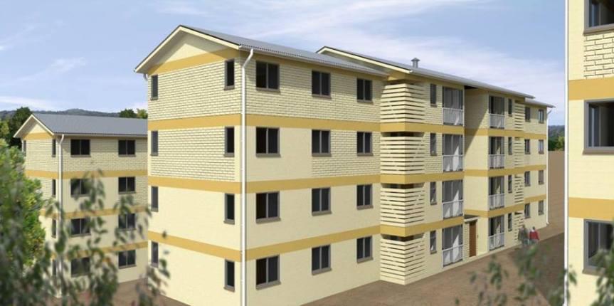 MINVU levanta nuevo barrio de nueve edificios en VillaAlemana
