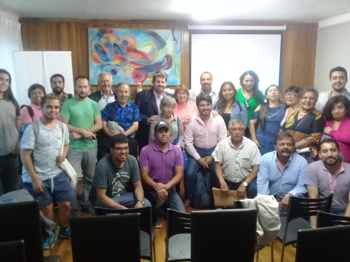 Exitoso lanzamiento del VI Congreso Nacional de Salud en Viña del Mar