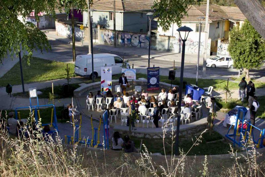 Alcaldía Ciudadana: menos microbasurales, más espaciospúblicos