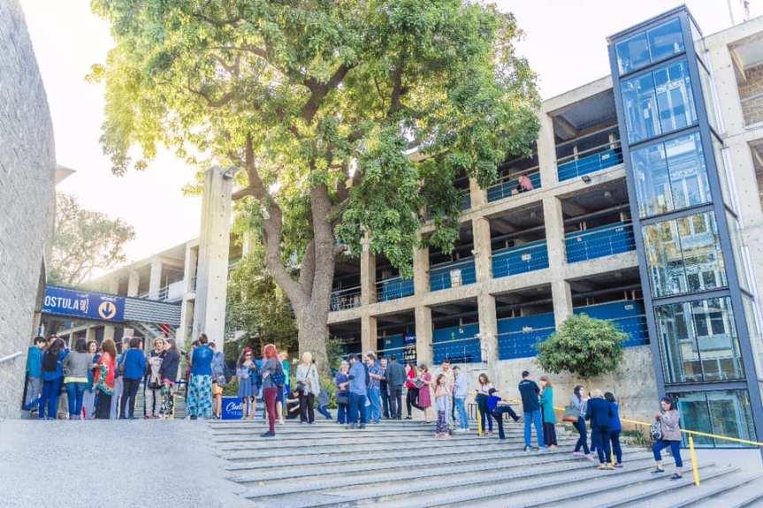 Profesores despedidos se movilizan contra DUOC Viña delMar