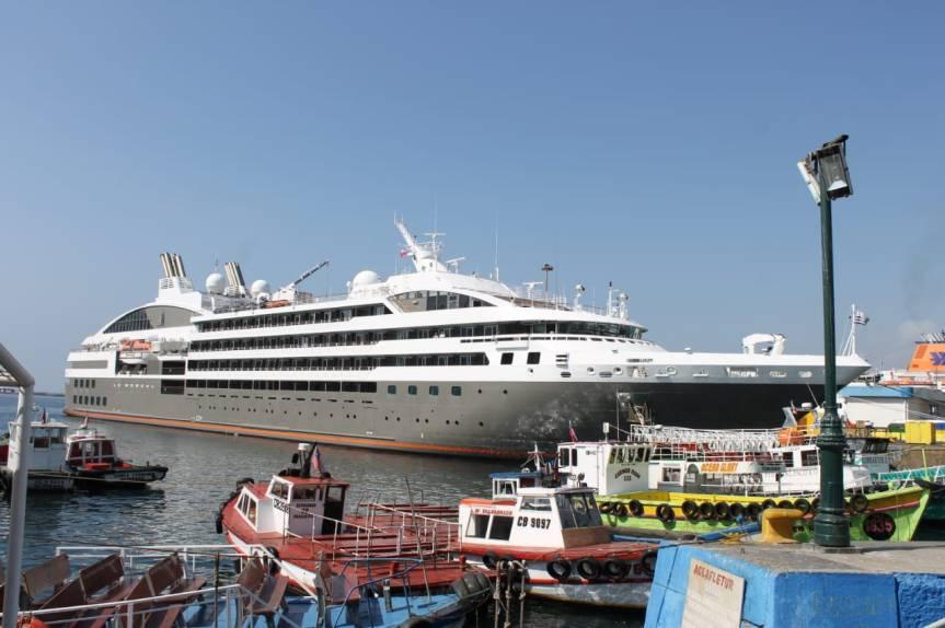 Valparaíso estará presente en Feria Internacional de Cruceros de Miami2019
