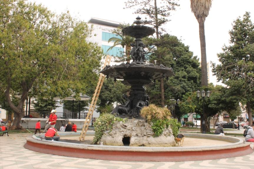 La Plaza de la Victoria es un centro social… y tambiéncultural