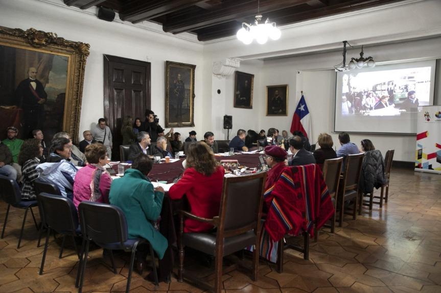 Concejo Municipal de Valparaíso acuerda brindar apoyo a demanda por rebaja en transporte público para adultosmayores