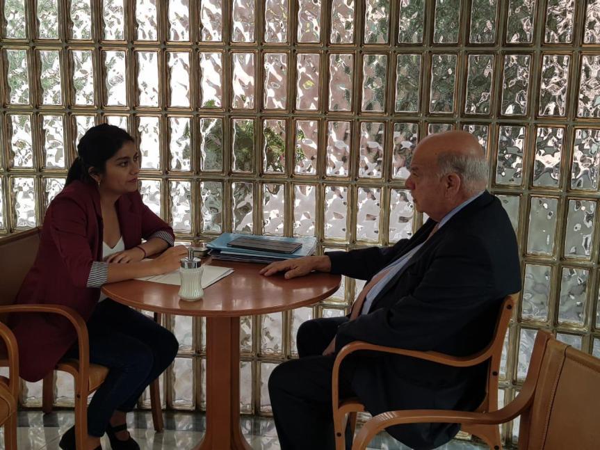 Diputada Rojas pide a senador Insulza  urgente aprobación de ProtocoloCEDAW
