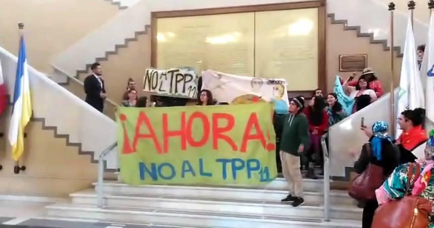 [OPINION] ¡NO al TPP-11! (por Juan IgnacioLatorre)