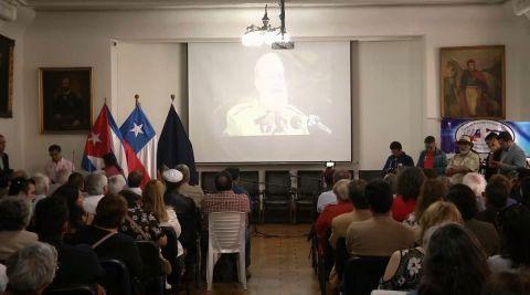 Contraloría desestimó irregularidades en acto conmemorativo de la Revolución Cubana enValparaíso