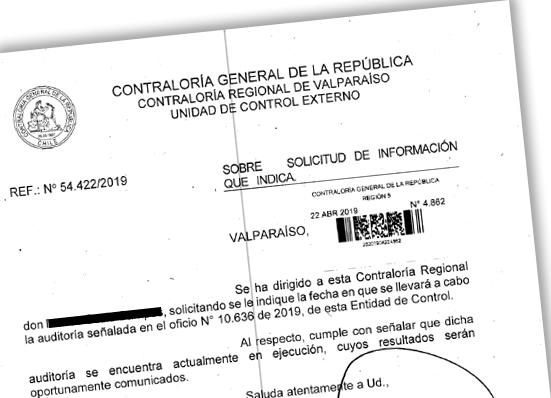 La caja de Pandora de los contratos de parquímetros enValparaíso