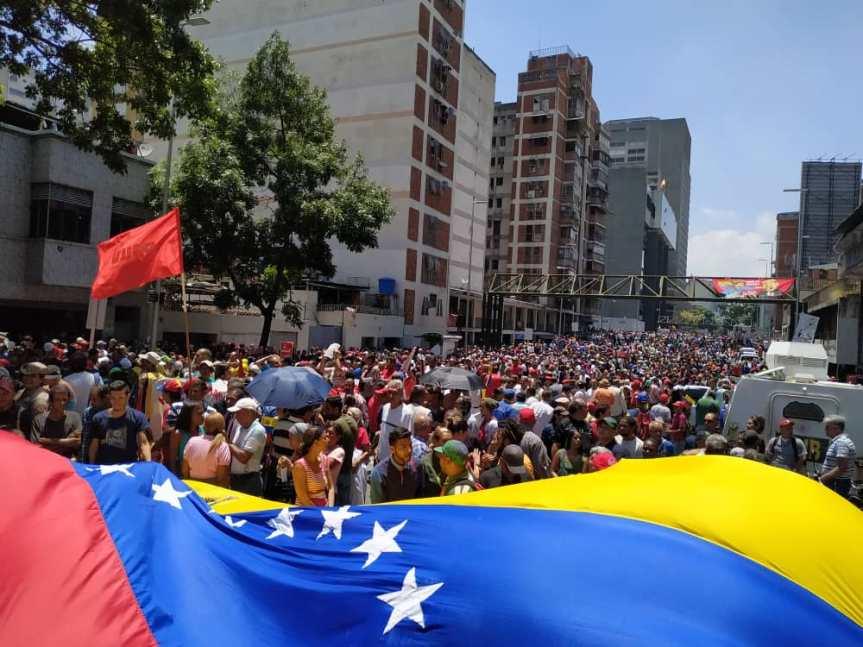 EN VIVO: Gobierno de Venezuela logra neutralizar intento de golpe deEstado