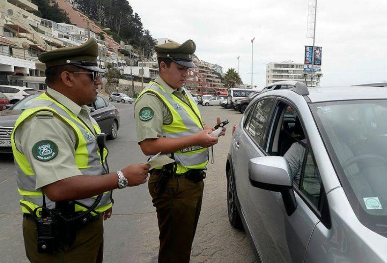 Este jueves comienza a funcionar test que mide si conductores han consumidodrogas