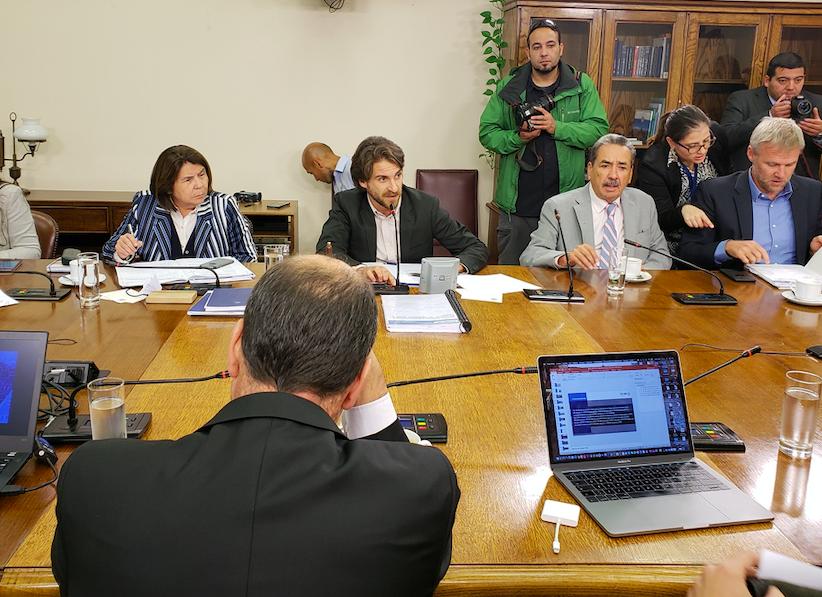 Diputado Gonzalo Winter presidirá Comisión de Vivienda de laCámara