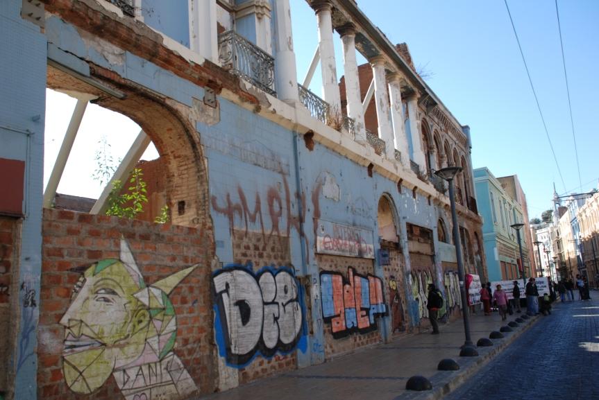 Grupo Zulueta en conversaciones con EPV para rescatar edificioSubercaseaux