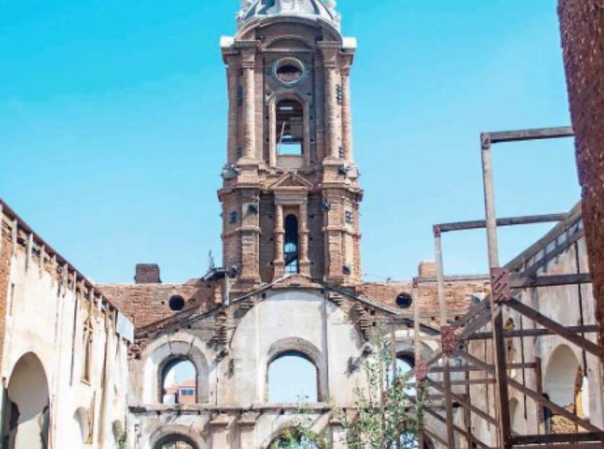 Recuperación de Iglesia San Francisco de Valparaíso vive semanaclave