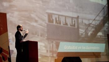 Alcaldía Ciudadana asegurará gratuidad para el transporte de adultos mayores en ascensores en Valparaíso