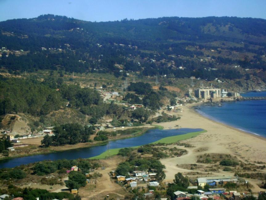 Estudio entregado por vecinos de Laguna Verde revela preocupantes índices de contaminación en aguassubterráneas