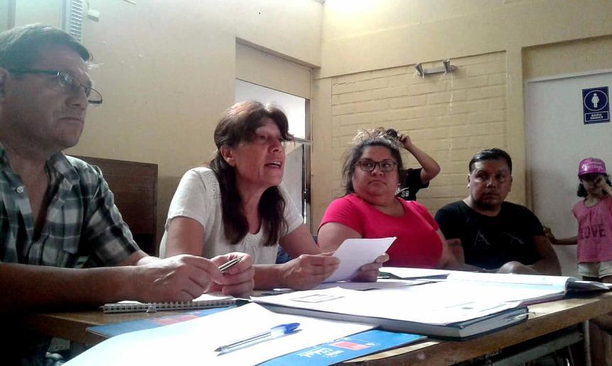 """[ENTREVISTA] Mariela Marcos: """"Las juntas de vecinos son las que tienen elpoder"""""""