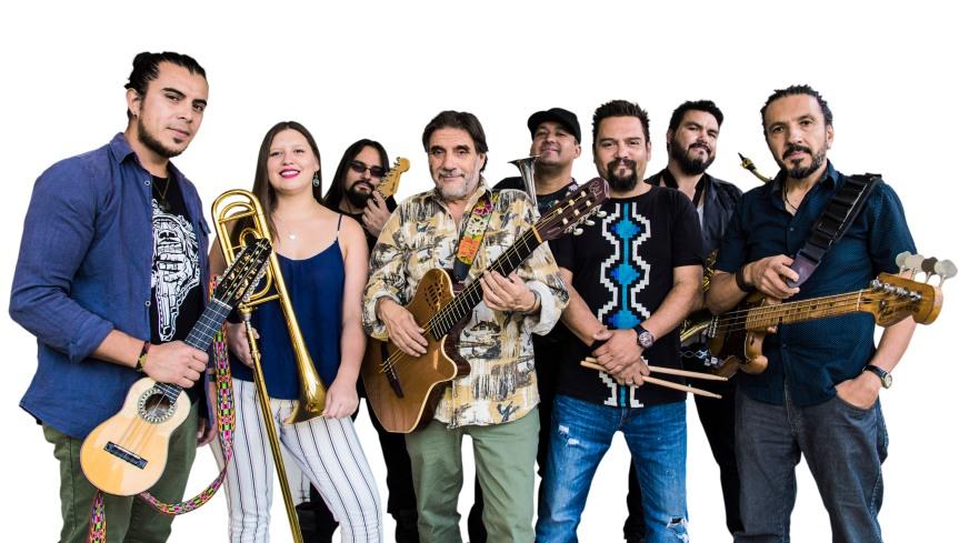 Sol y Lluvia celebra reencuentros enValparaíso