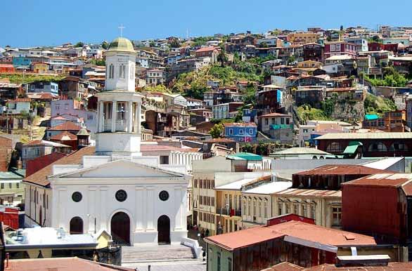 Qué hacer en Valparaíso para SemanaSanta