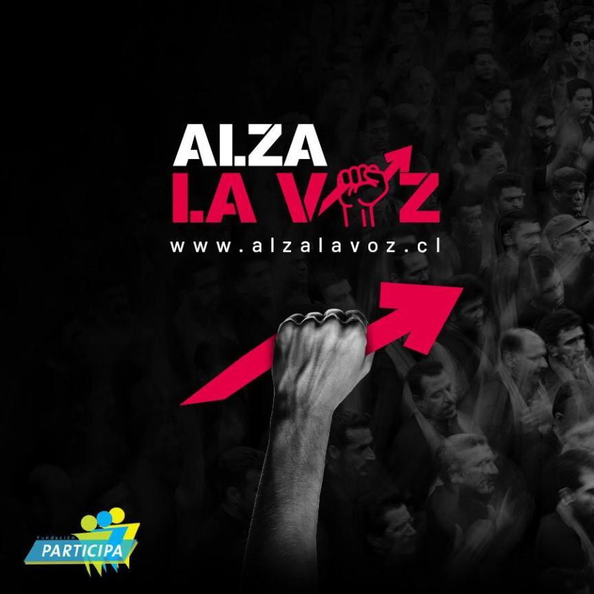 """Fundación Participa lanza campaña """"Alza la voz"""" contra el alza de lasIsapres"""
