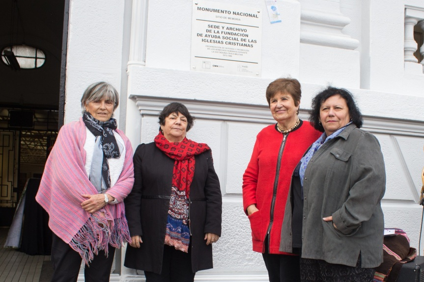 FASIC celebra 44 años con reconocimiento como Monumento Histórico y Sitio deMemoria