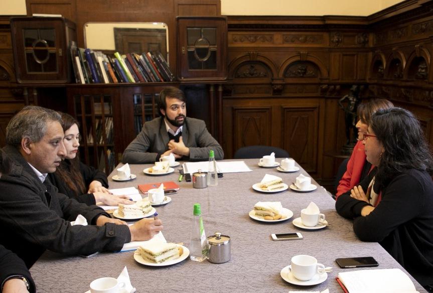Plan de desarrollo comunal logra acuerdo transversal en autoridades deValparaíso