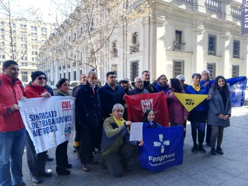 Organizaciones sociales, sindicales y estudiantiles inician proceso de convergencia deluchas