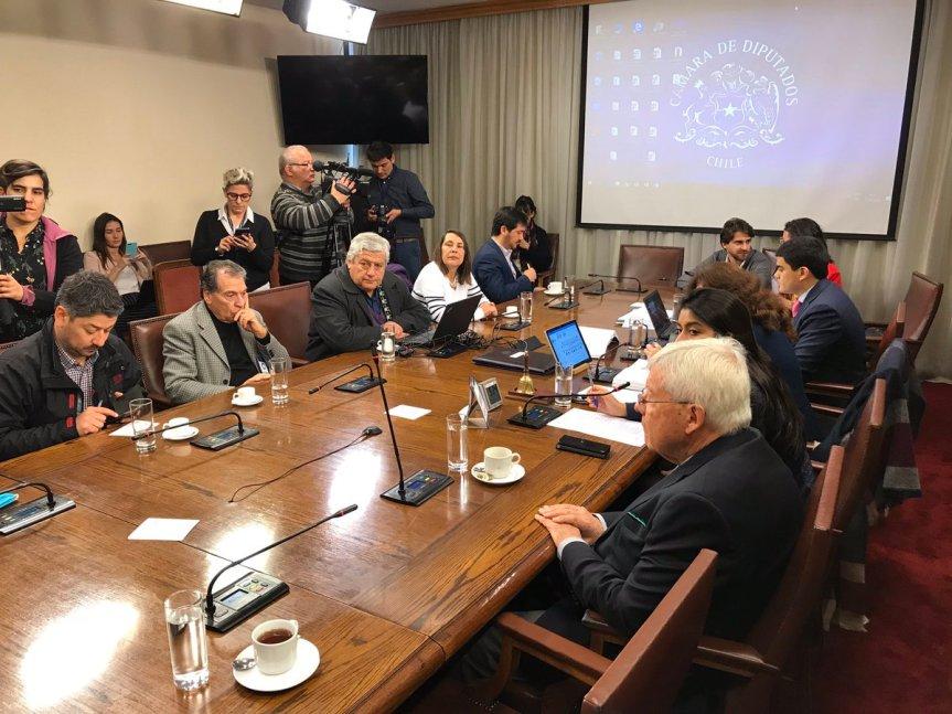 Ministra Cubillos deja plantada a Comisión de Educación de la Cámara deDiputados