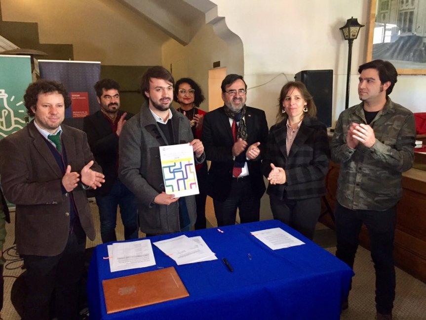 Valparaíso envía postulación para ser nominada por la UNESCO como CiudadMusical
