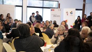 Programa Vínculos se suma a las políticas enfocadas a personas mayores en Valparaíso