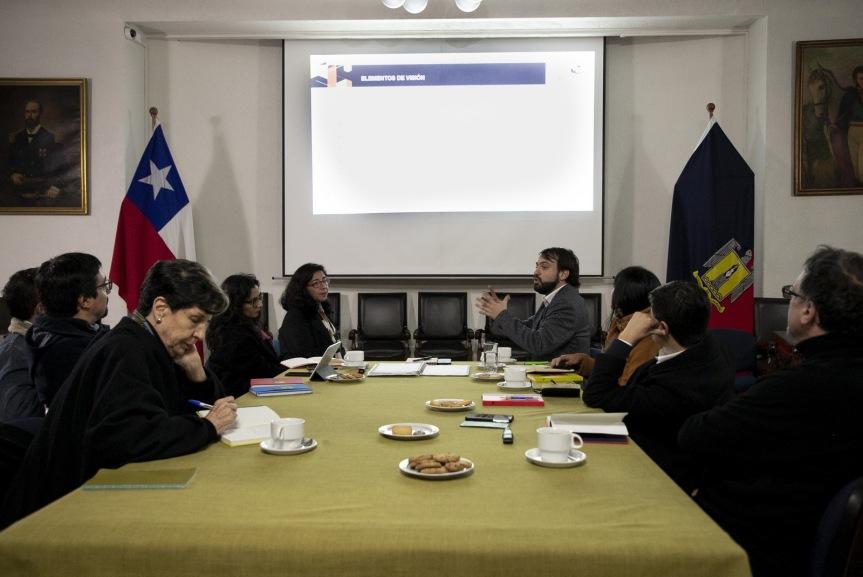 Parlamentarios de Valparaíso conocieron propuesta de Pladeco porteño y apoyarán última fase delproceso