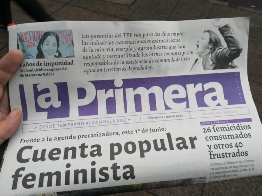[VIDEO] Somos +: La cuenta pública feminista de la Coordinadora8M