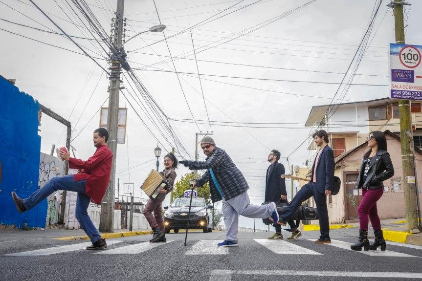"""Mauricio Redolés lanza su nueva producción """"San Pedro"""" grabada enValparaíso"""