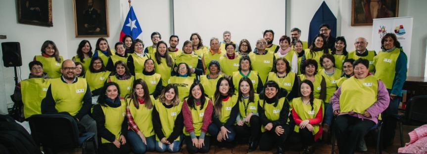 Municipalidad de Valparaíso capacita a porteños y porteñas como promotores barriales desalud