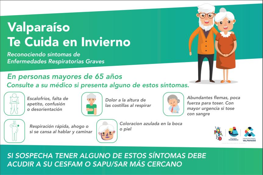 Salud Ciudadana mayores