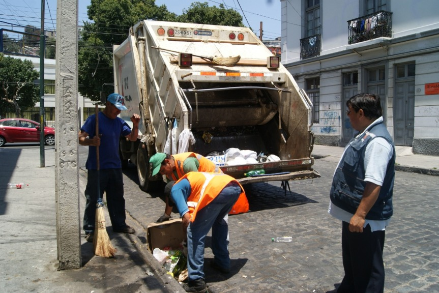 Municipalidad de Valparaíso puso fin definitivo a contratocon Total Transport